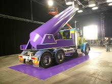 Cadbury Human cannon