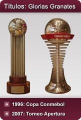 Nuestras dos Copas y nuestros dos Orgullos