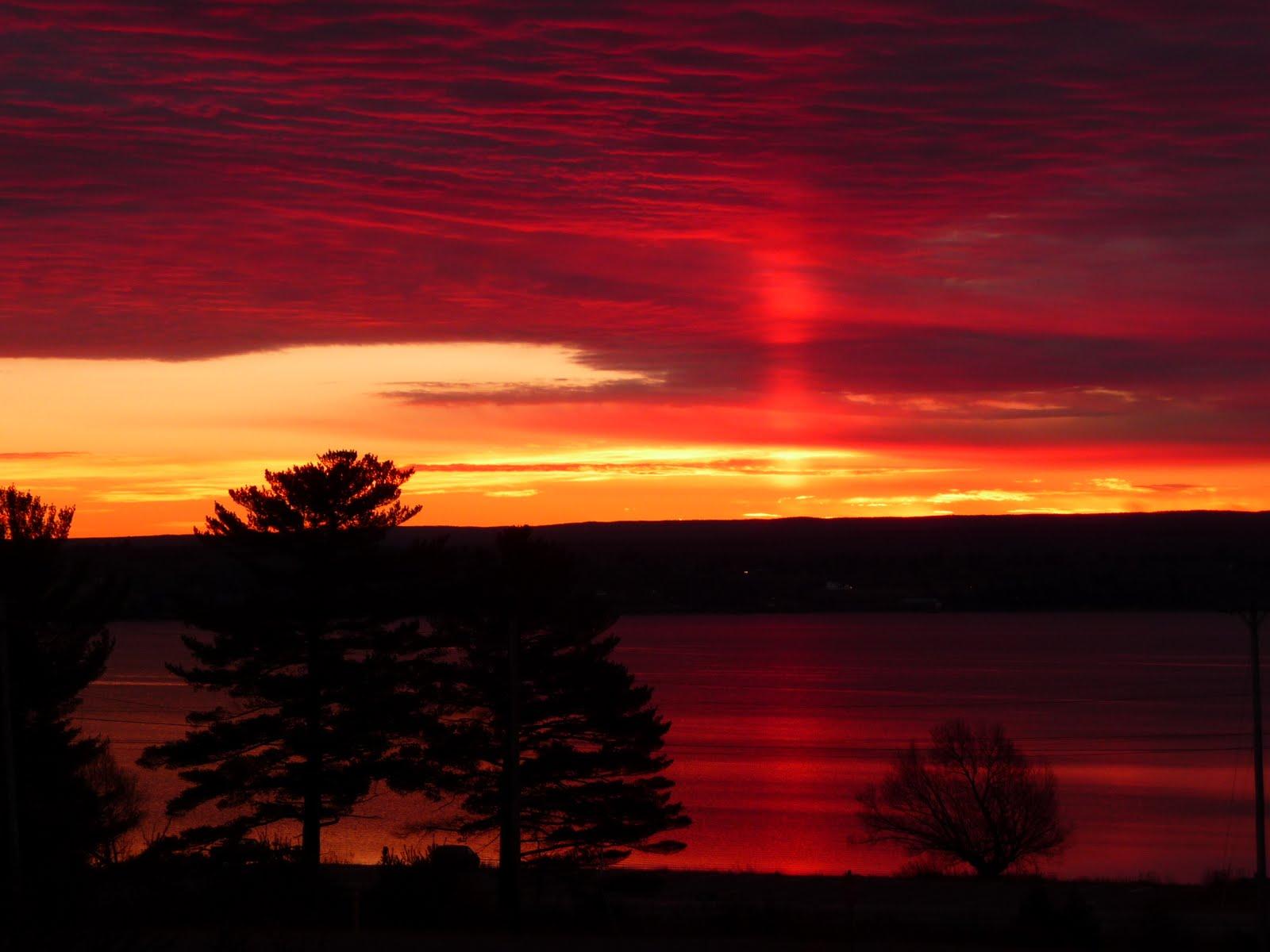 beautiful sunrise on a - photo #28