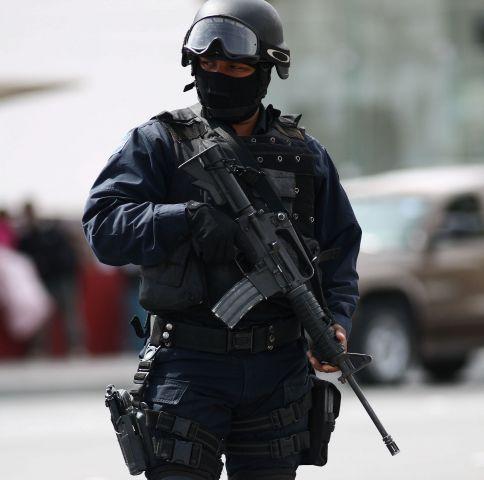 PGJ Michoacán a 6 presuntos federales acusados de extorsión 4