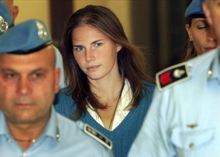 amanda knox-Celebrity photos