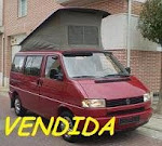 VW  T - 4  CALIFORNIA  2.4
