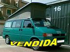 VW CALIFORNIA, 2.4  D. AÑO 92, WESTFALIA