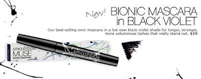Bionic Mascara Bionic Mascara in Black Violet