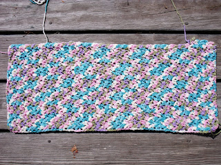 Easy Crochet Baby Blanket Pattern | Crochet Blanket