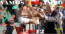 VAMOS CON AMLO AL 2012