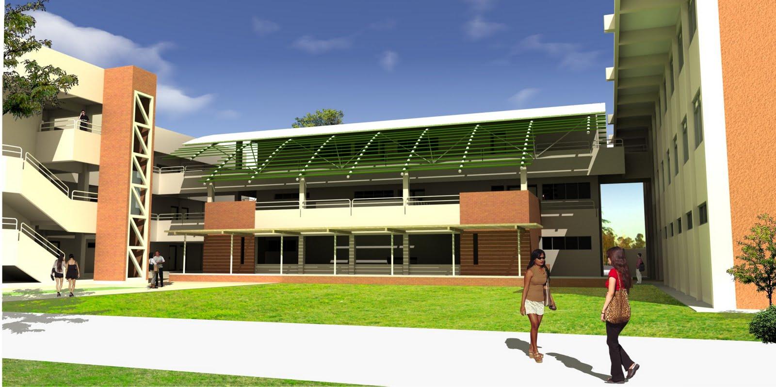 De Arco Ampliaci N Facultad De Arquitectura Y Dise O Uabc