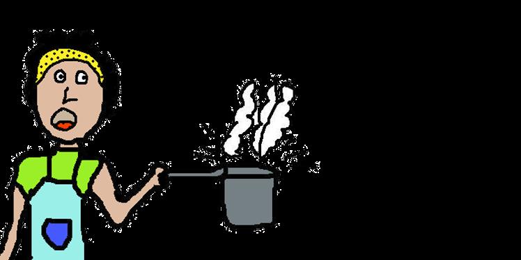 Cozinha sem drama