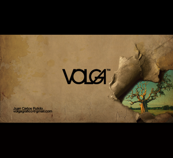 Volga Graphic