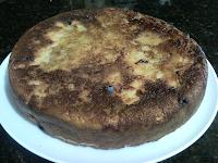 Torta de pan venezolana