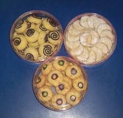 Kue Kering by Wahyu Cake's n Cookies