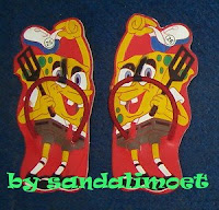 Sandal Imoet Spongebob Cooking by sandalimoet
