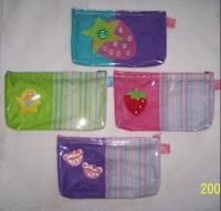 Plastic & Tissue Cases by Monica Ria
