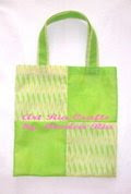 Moplan Goody Bag [Green] - Art Ria Crafts by Monica Ria