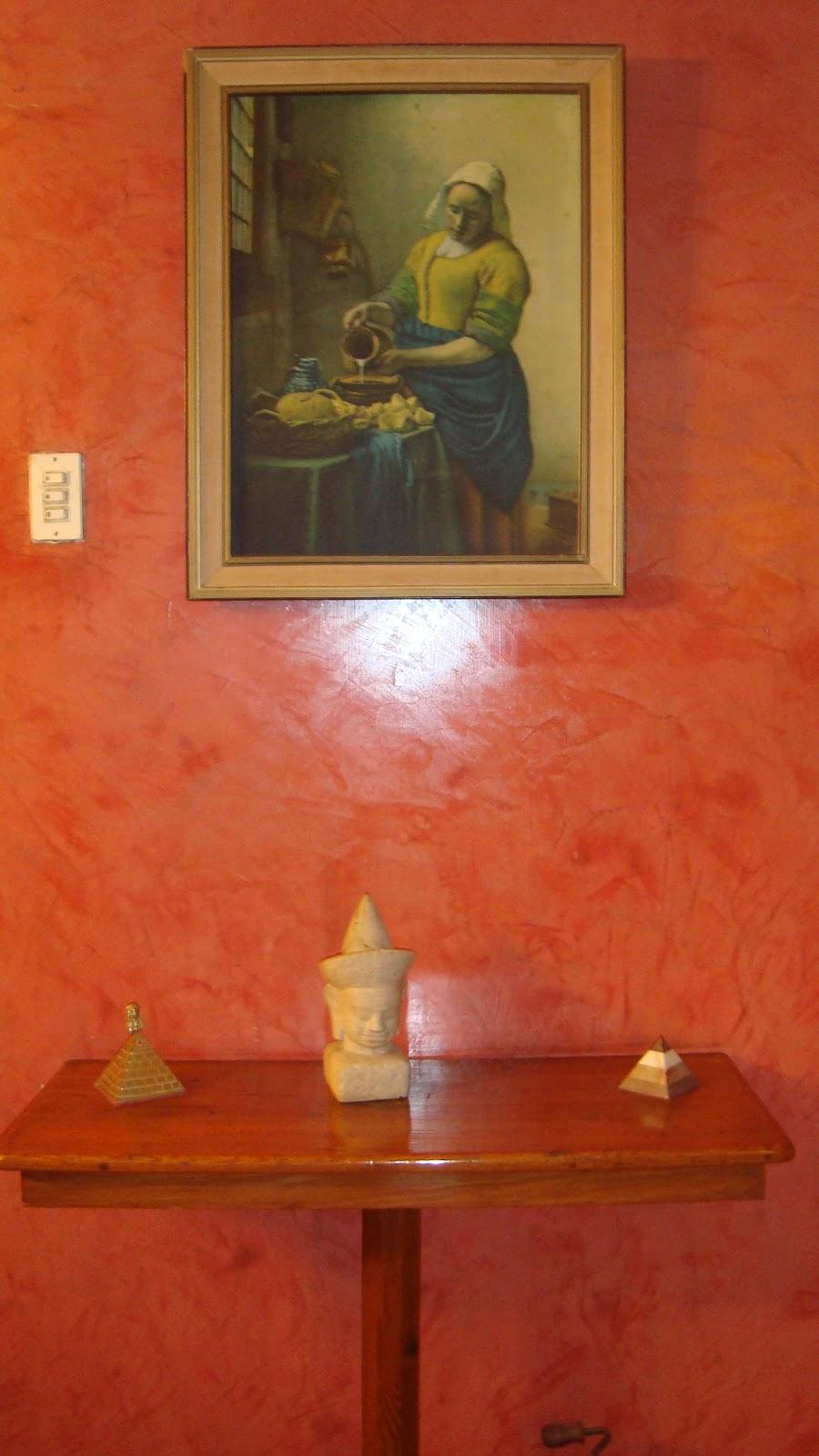 Decoroma pinturas decorativas - Pintar sobre estuco veneciano ...