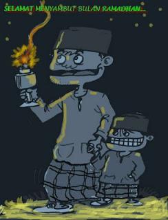 Selamat menyambut Ramadhan Al-Mubarak & Berpuasa