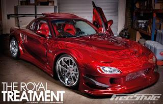 Kerabat johor belanjakan RM 900K untuk ubah suai kereta!!!