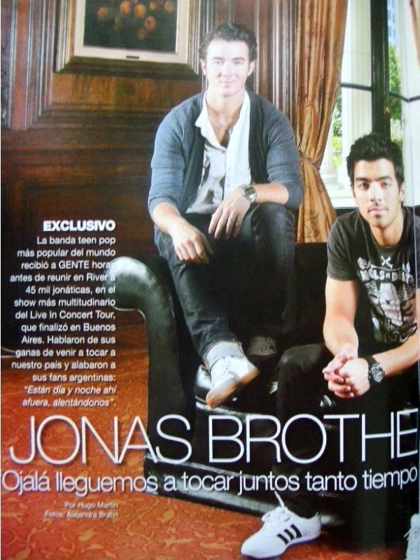 la revista gente de argentina: