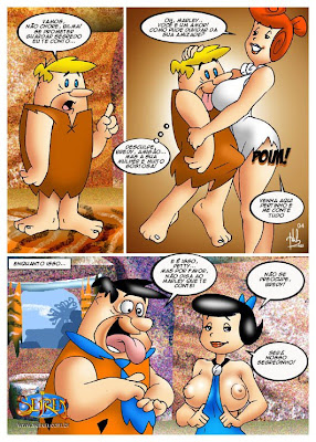 Flintstones comics igfap