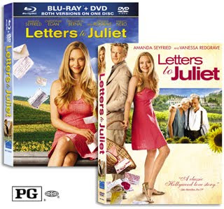 letters to juliet dvd coupon