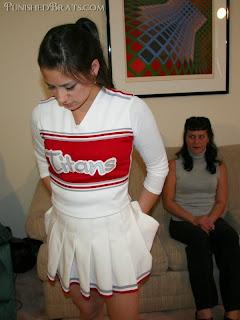 The Cheerleaders Of PunishedBrats « Spanking Pics