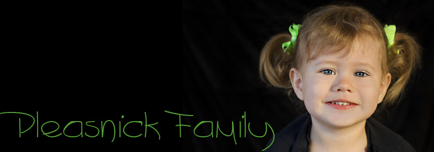 Pwednick Family