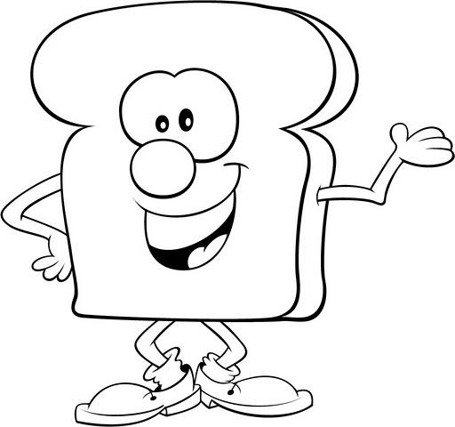 El blog de ciro actividades de l piz y papel alimentos for Comedor para dibujar