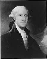 George Washington, copy of painting by Gilbert Stuart, 1931 - 1932, RG 148, Records of Commissions of the Legislative Branch, George Washington Bicentennial Commission.