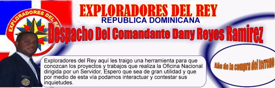 Blog Del Comandante Dany Reyes Ramirez