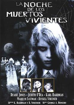 Poster de La noche de los muertos vivientes