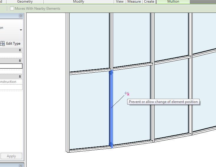 REVIT +: Pele de Vidro = Curtain Walls
