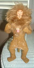 COWARDLY LION