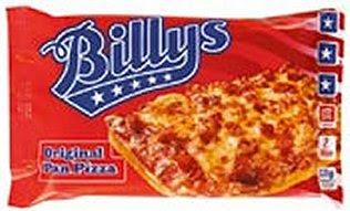 Lisbeth Salander Billys pan pizza