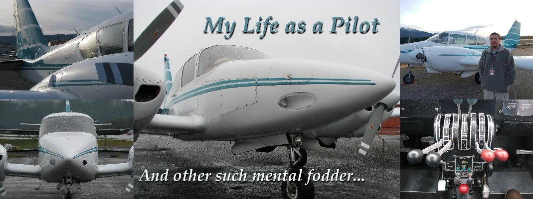 My Life as a Pilot, and other such mental fodder...
