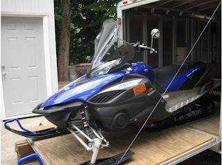 2008 Yamaha RSVector LTX GT Snowmobile