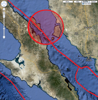 Baja Earthquake