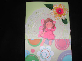 Sitting Pretty Tilda Card