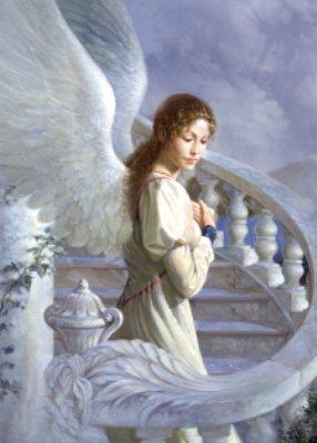 Auralia edizioni l 39 amore degli angeli di diana cooper for Quadri con angeli