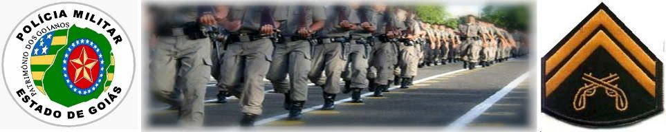 MATERIAS PARA O TAP DA PMGO (POLICIA MILITAR DE GOIÁS)