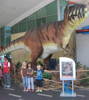 Located At The Annex Dinosaurs Live Is A Good Sized Exhibition Tickets With Admission To Science Centre Sgd 23 Which In Rm Lot Of