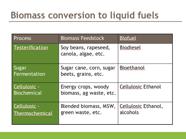Biomass Bioconversion To Mixed Alcohol Fuels ~ Bioconversion bioenergy can convert solar