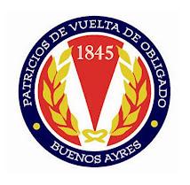 Escudo de los Patricios de Vuelta de Obligado