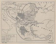 Kufijte Ballkanike 1912