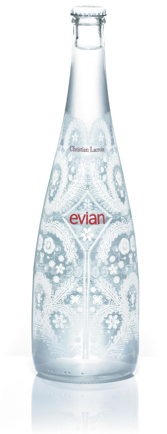 Baxter ramblings april 2010 - Evian christian lacroix ...