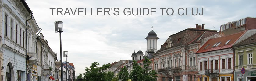Traveller's guide to Cluj