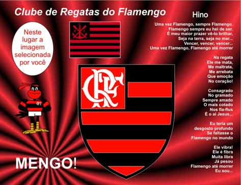 FLAMENGO O MELHOR