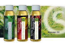 Organic product at Muslimah Spa