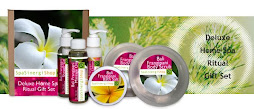 Deluxe Home Spa Rituals Gift Set