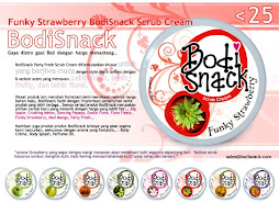 BodySnack Body Butter and Cream