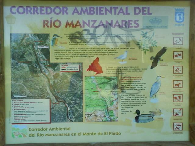 Corredor Ambiental del Río Manzanares
